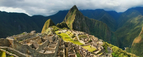 Machu Picchu - South American Tour Option